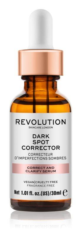 Opinia o Revolution Skincare Dark Spot Corrector Aktywne Serum Przeciw Przebarwieniom Skory